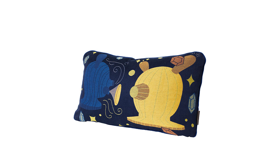 Jaime Hayon Cushion